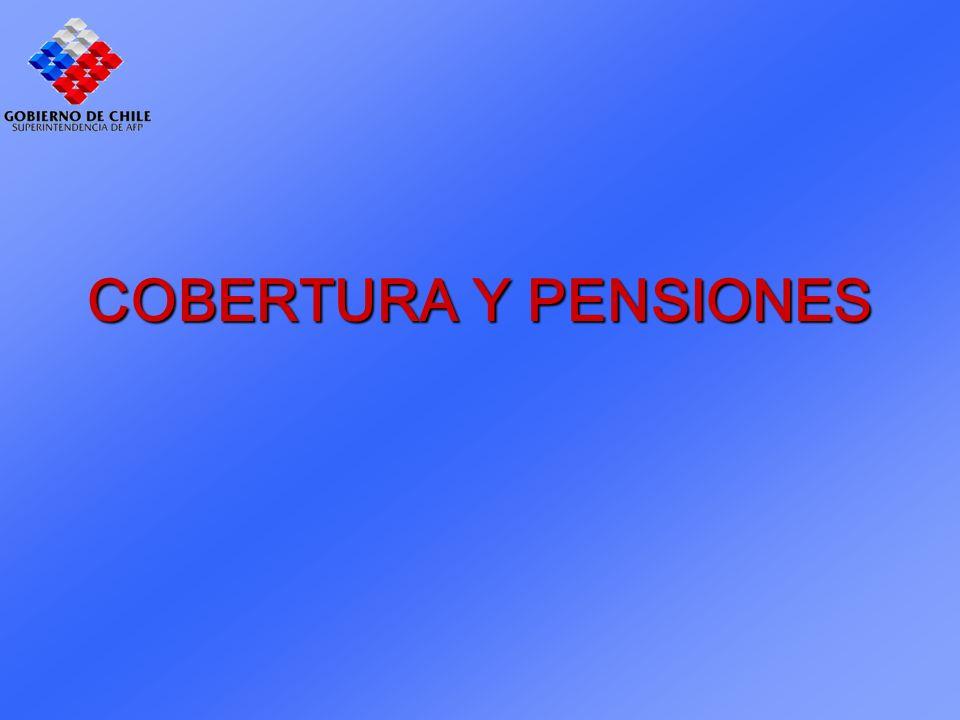 COBERTURA Y PENSIONES