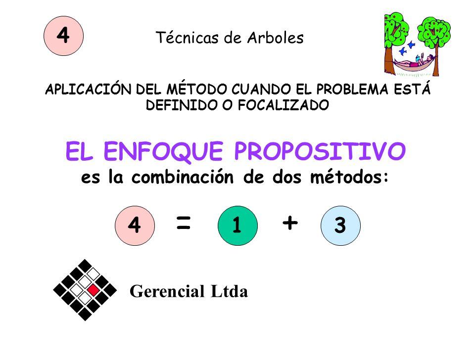 PASO 5 Generación de alternativas de solución
