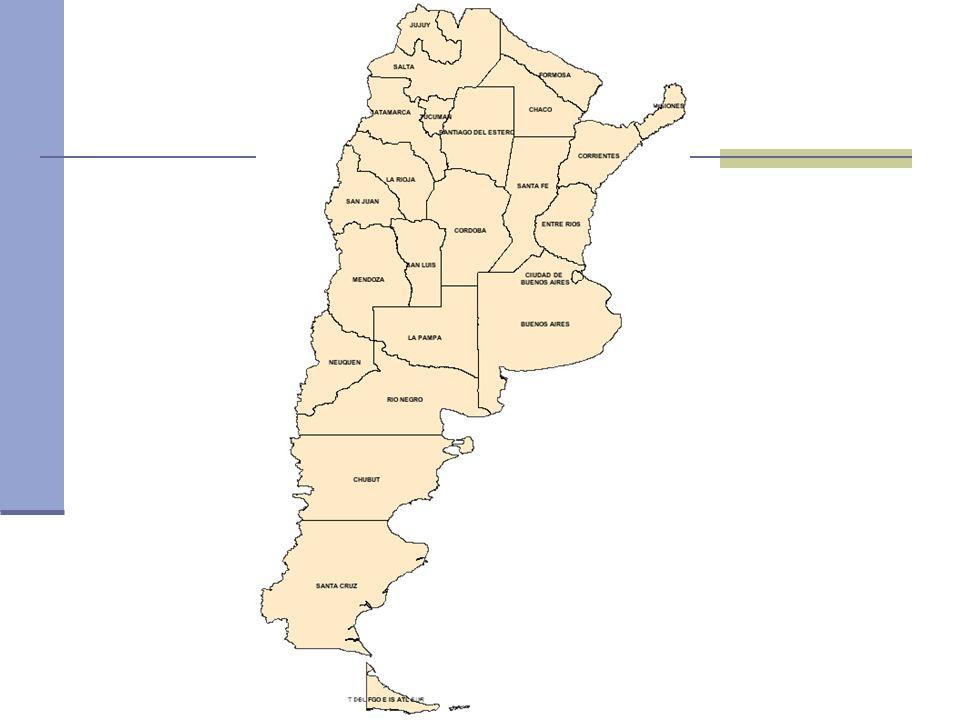 Distribución territorial del producto bruto geográfico 2002 I: Ciudad de Buenos Aires II: Bs.