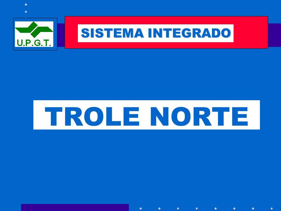SEMAFORIZACIÓN TROLE NORTE SISTEMA INTEGRADO
