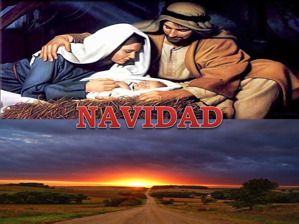 En la Navidad Dios: