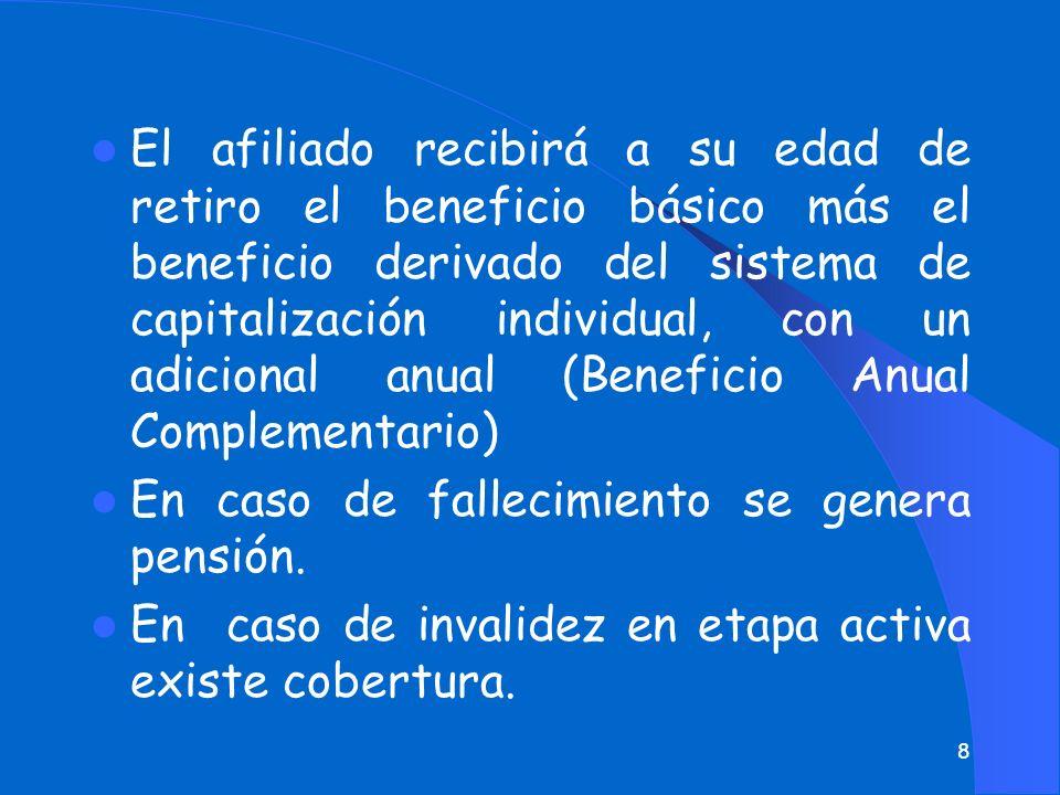 7 Caja de Seguridad Social Profesionales Ciencias Económicas Prestaciones – Jubilación ordinaria – Jubilación parcial – Jubilación por invalidez – Pen