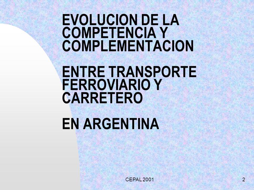CEPAL 20013 QUE DEFINE EL USO DE UN MODO.