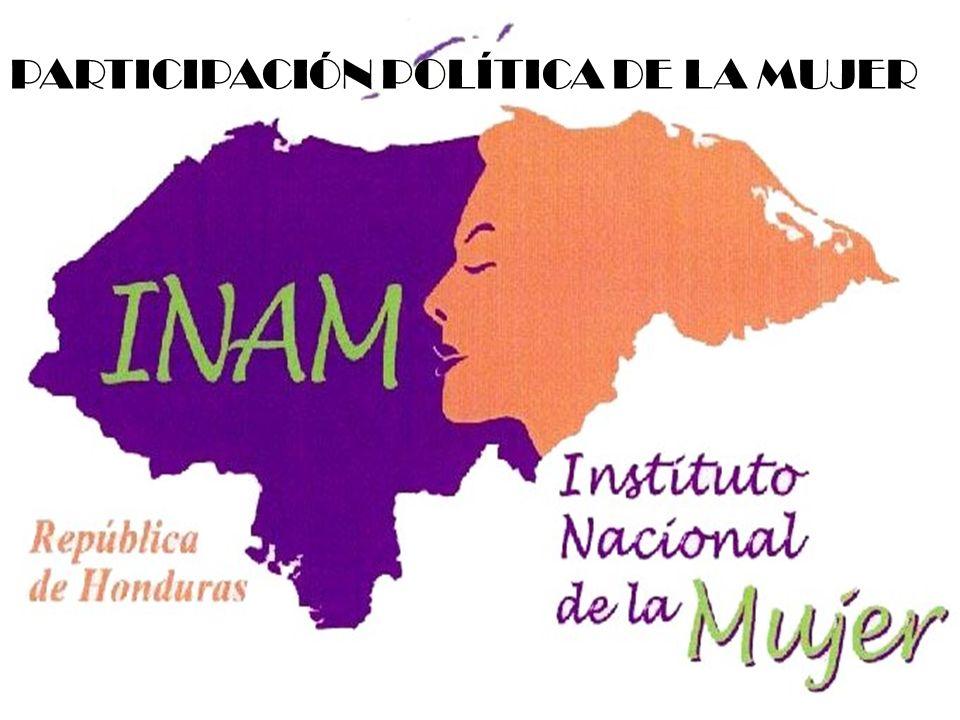 Mujeres en la Toma de Decisiones Gubernamentales 3 Fiscalías del Ministerio Público: Derechos Humanos, La Fiscalía Especial de la Mujer y la Fiscalía contra la Corrupción.