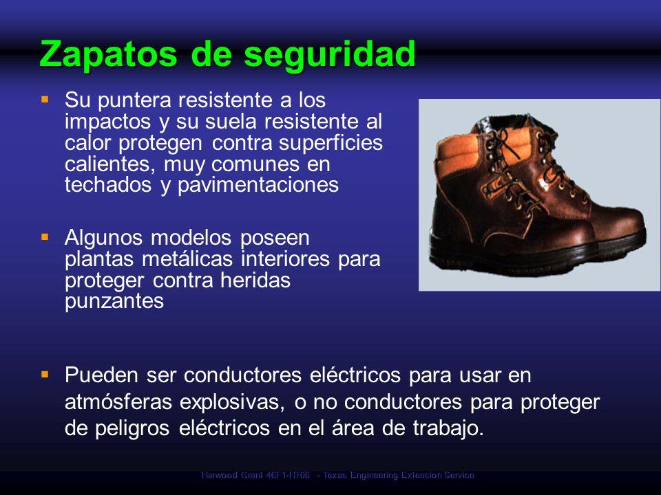 Harwood Grant 46F1-HT06 - Texas Engineering Extension Service Zapatos de seguridad Su puntera resistente a los impactos y su suela resistente al calor
