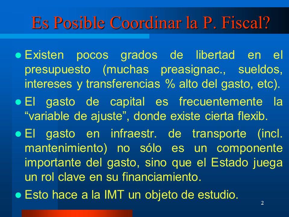 2 Es Posible Coordinar la P. Fiscal.