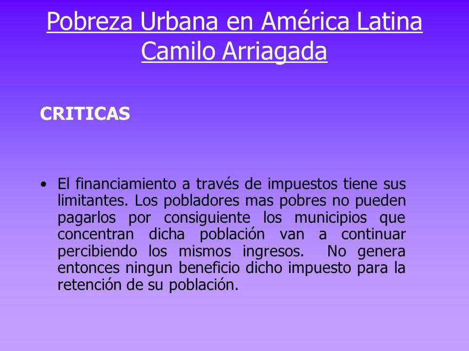 CRITICAS El texto plantea que el capital social es más precario en ciudades secundarias con lo cual no estamos de acuerdo, consideramos que el capital social es inherente a dichas comunidades.