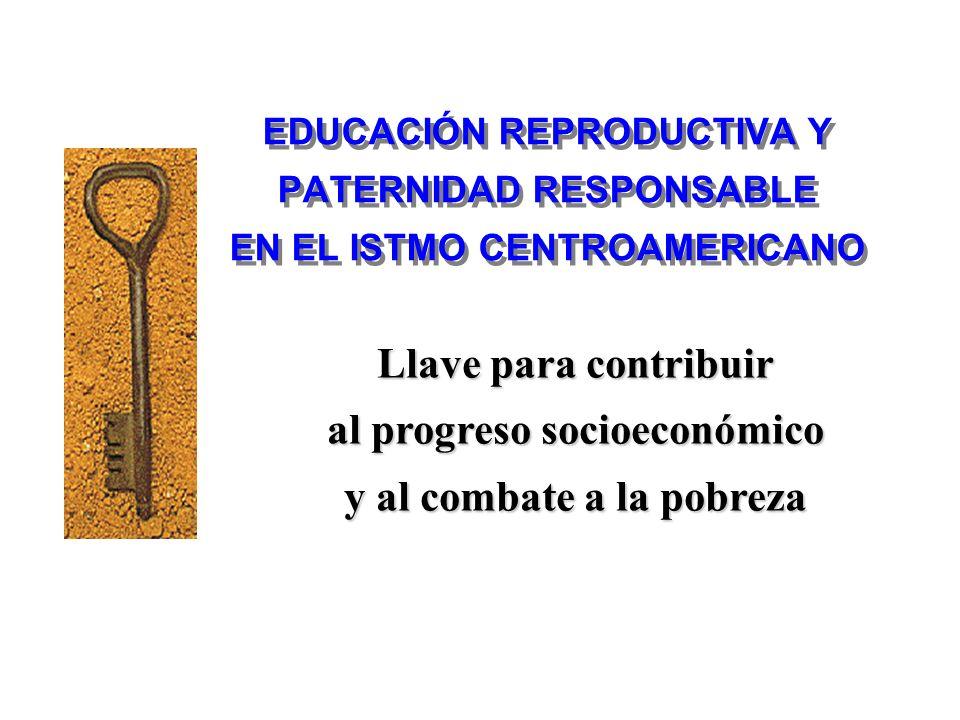 Objetivo central Reducir la pobreza y los riegos sociales de los hogares mediante cambios en los patrones socioculturales negativos, relativos a la masculinidad