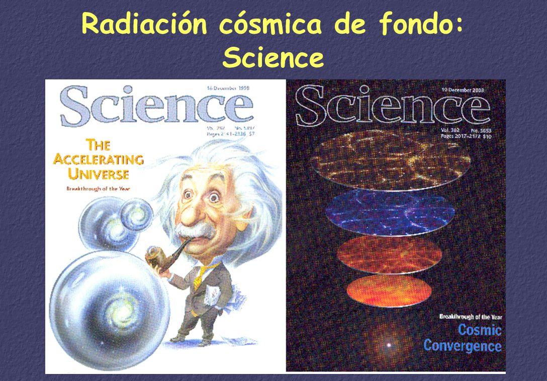 Modelos del Universo Universo abierto Universo cerrado Universo plano