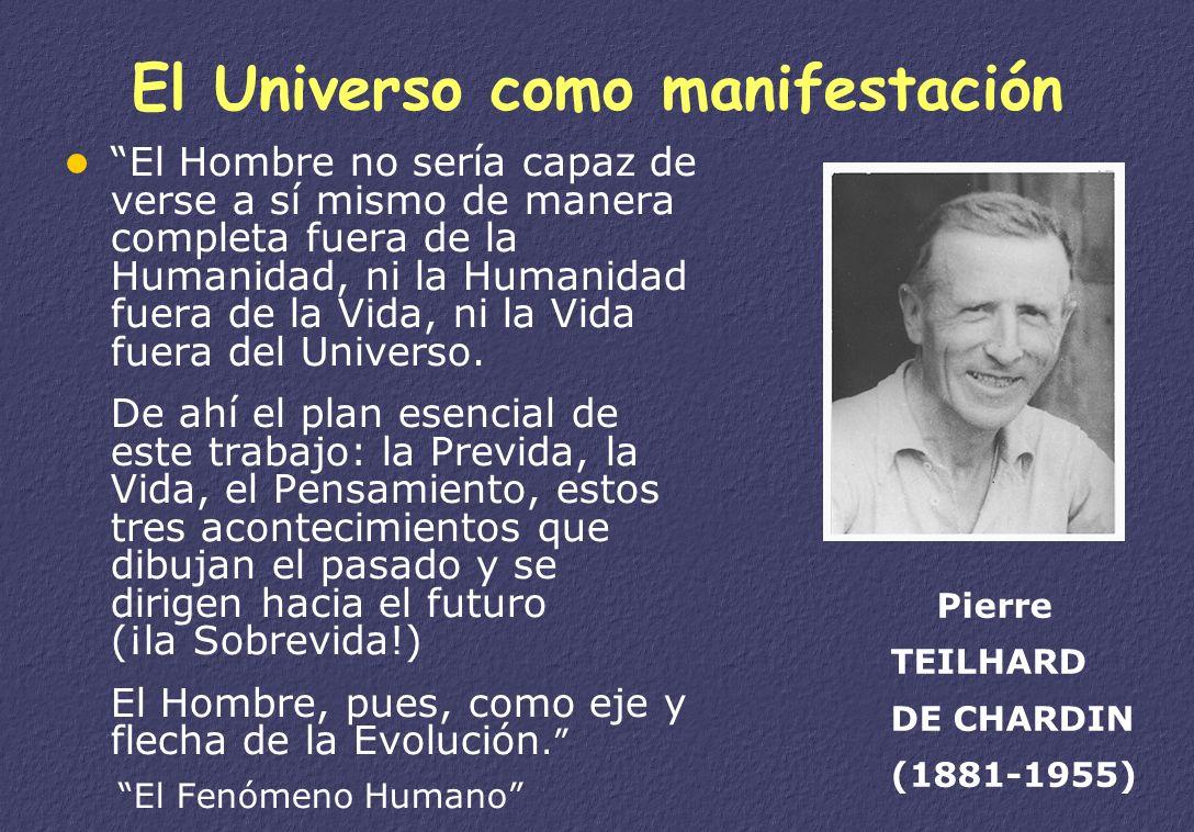 Científicos y religión Creo en el Dios que se manifiesta en la ordenada armonía de cuanto existe. Cuanto más comprensible parece el Universo, tanto má