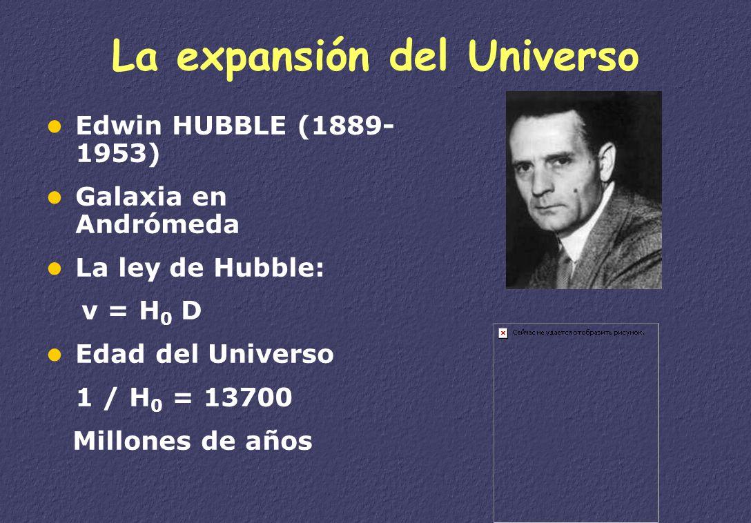 Teoría de la Relatividad Albert EINSTEIN ( 1879-1955) 1905. Teoria Especial de la Relatividad: 1915. Teoria General de la Relatividad: