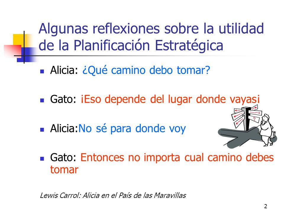 1 Planificación Estratégica en organizaciones públicas Curso Planificación Estratégica y construcción de indicadores: Montevideo- Uruguay 4 al 6 de Di
