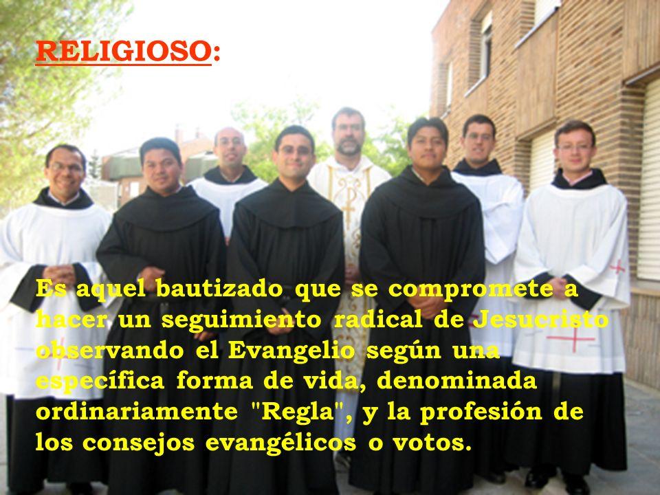 Es aquel cristiano que recibe una vocación especial para edificar la comunidad de los creyentes mediante la proclamación y la explicación de la Palabr