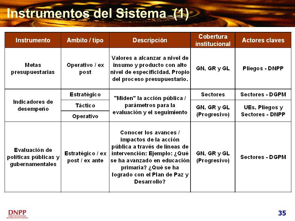 Instrumentos del Sistema (1) 35