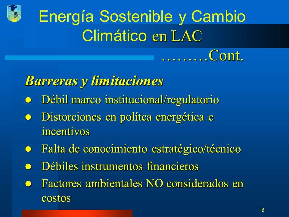 17 Pilar 2: Biocombustibles …….Cont.