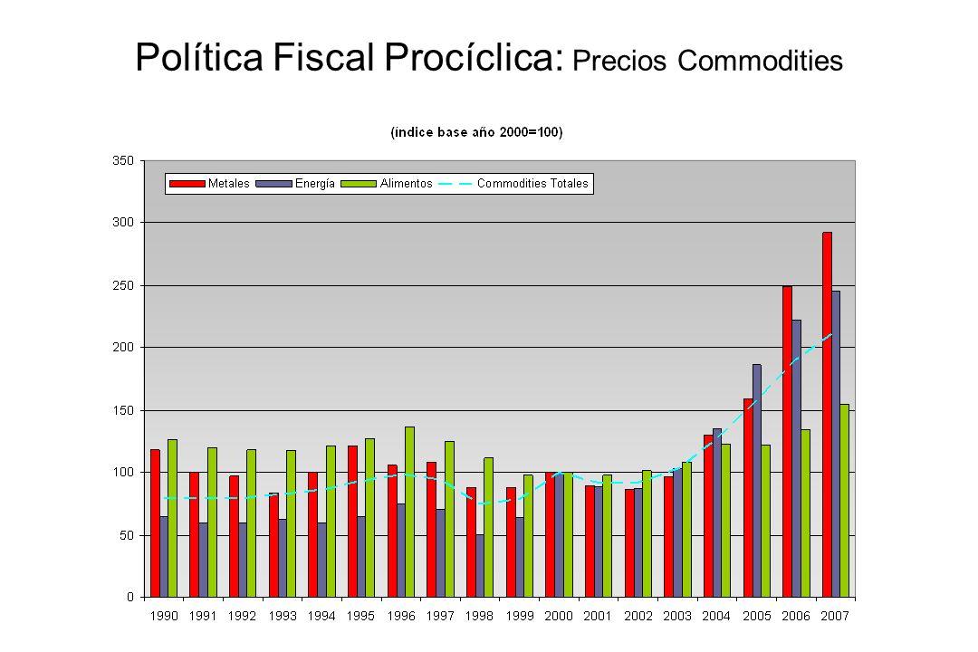 Un fuerte aumento de los ingresos fiscales AMERICA LATINA Y EL CARIBE: VARIACION DEL INGRESO TOTAL DE LOS GOBIERNOS CENTRALES, 2002-2007 (En puntos del PIB) Fuente: Comisión Económica para América Latina y el Caribe (CEPAL), sobre la base de cifras oficiales.