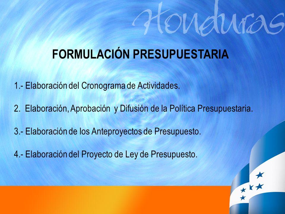 2.ELABORACION PROPUESTA DE ESTRATEGIA Y LINEAMIENTOS DE POLITICA PARA LA FORMULACION DEL POA-PRESUPUESTO INCLUYE LA DEFINICION DE LAS POLITICAS DE INGRESOS,GASTO CORRIENTE E INVERSION Y SU FINANCIAMIENTO.