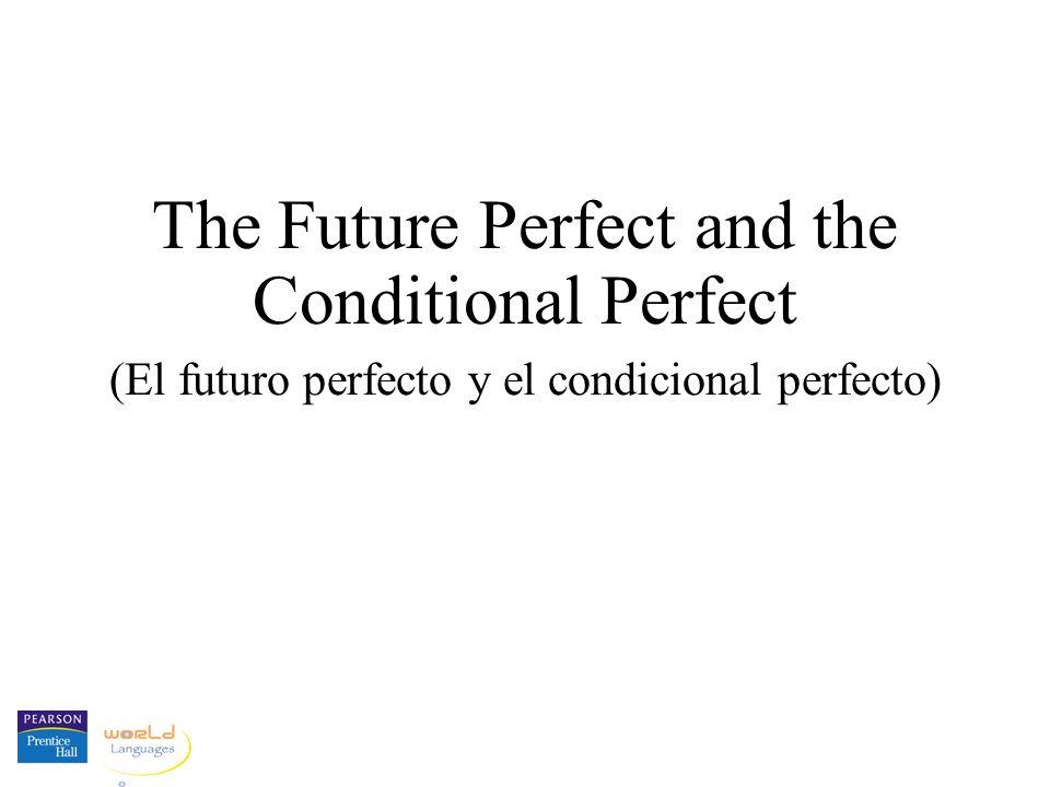 The Future Perfect (El futuro perfecto) Para el próximo año, habrán producido más películas con actores hispanos.