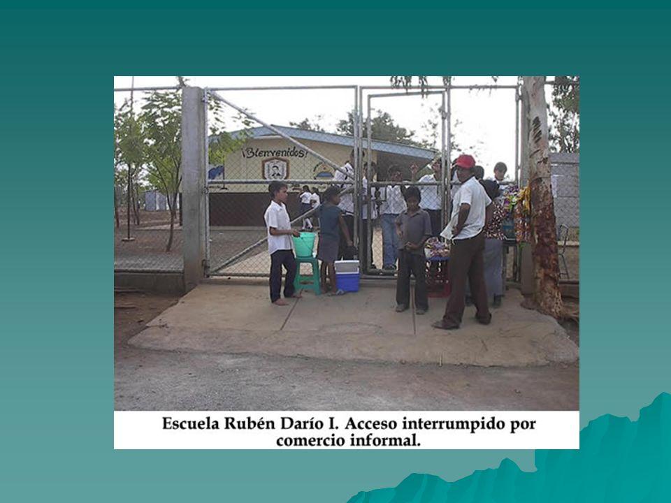 Proyecto: Eliminación de Barreras Físicas en seis Escuelas de Tipitapa – Handicap Internacional