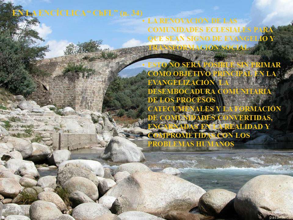 2.5 LA INTEGRACIÓN DE TODAS LAS DIMENSIONES DE LA EVANGELIZACIÓN PABLO VI EN LA E.