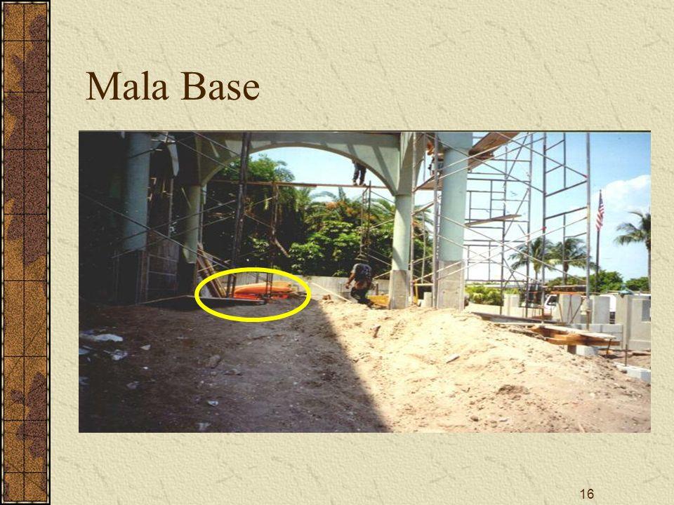 16 Mala Base