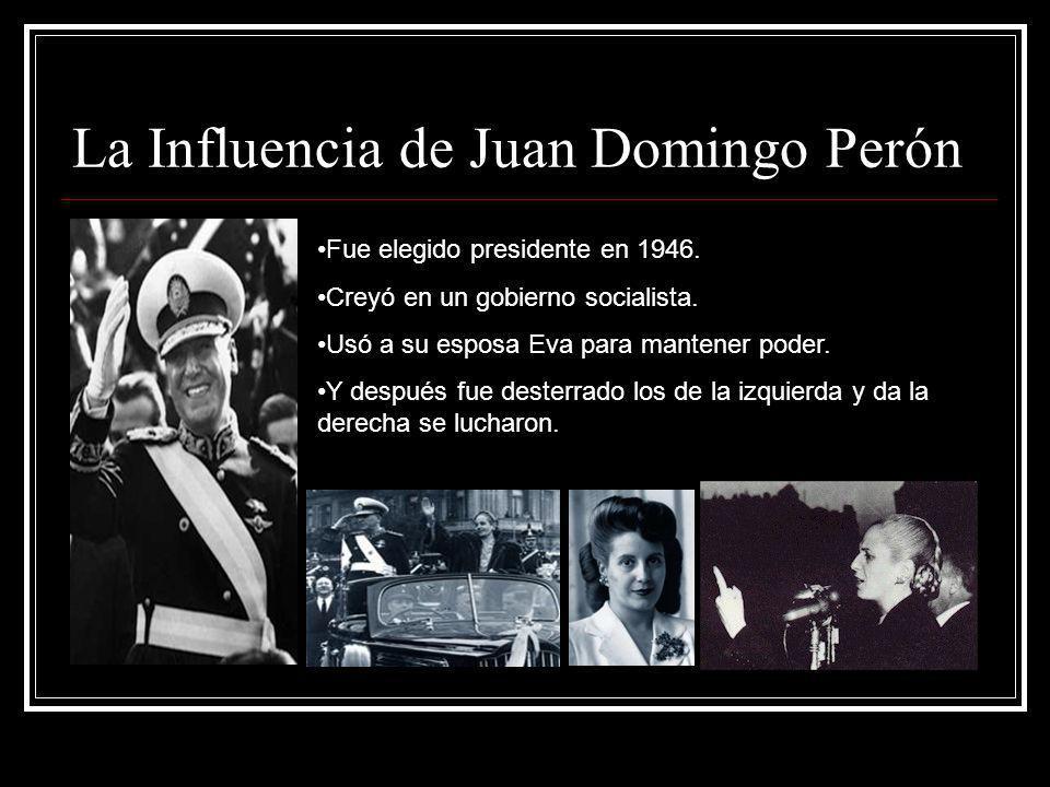 Lίder Militar Durante los 70 Argentina había caos por lo de las protestas de la izquierda y el ejército tomó poder con Videla como el líder.