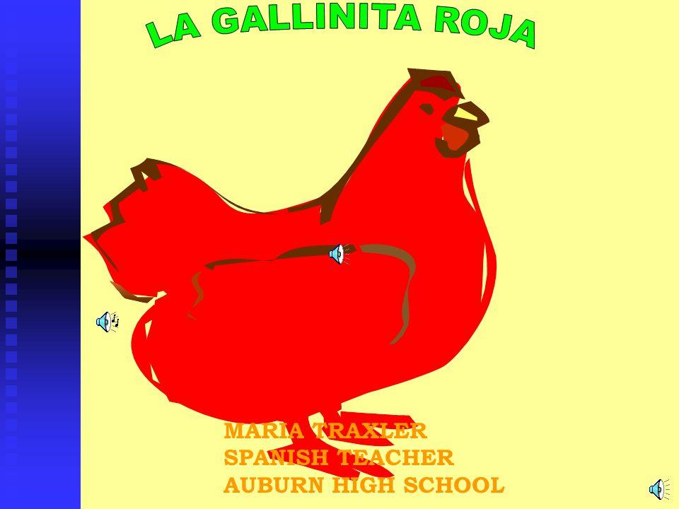 MARIA TRAXLER SPANISH TEACHER AUBURN HIGH SCHOOL