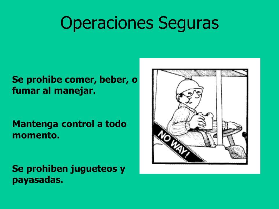 Protección contra Caídas Inspección del equipo Cómo ponerlo y quitarlo Anclado de manera que si el trabajador fuera a tirarse de la jaula, caería máxi