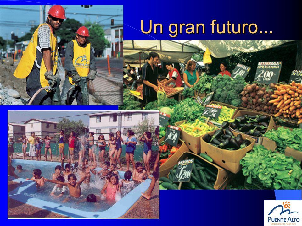 Un gran futuro...