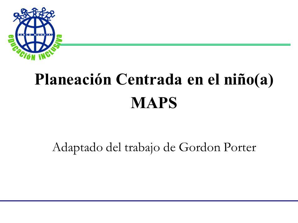 MAPS: OCHO PREGUNTAS CLAVE 1.¿Que es un MAP. Preguntarle a los participantes.