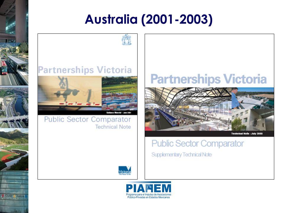 Australia (2001-2003)