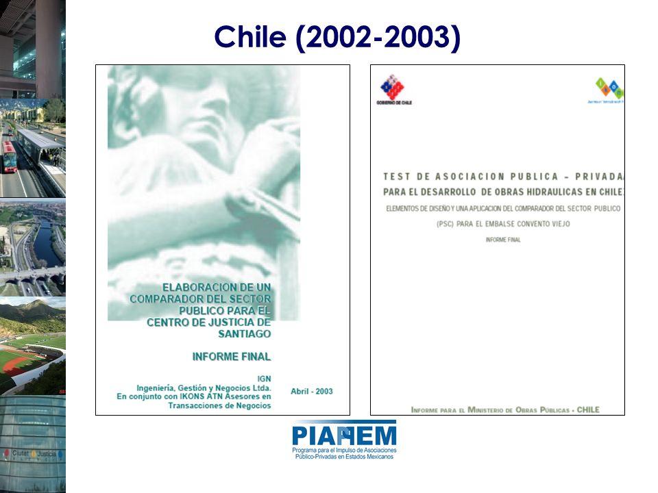 Chile (2002-2003)