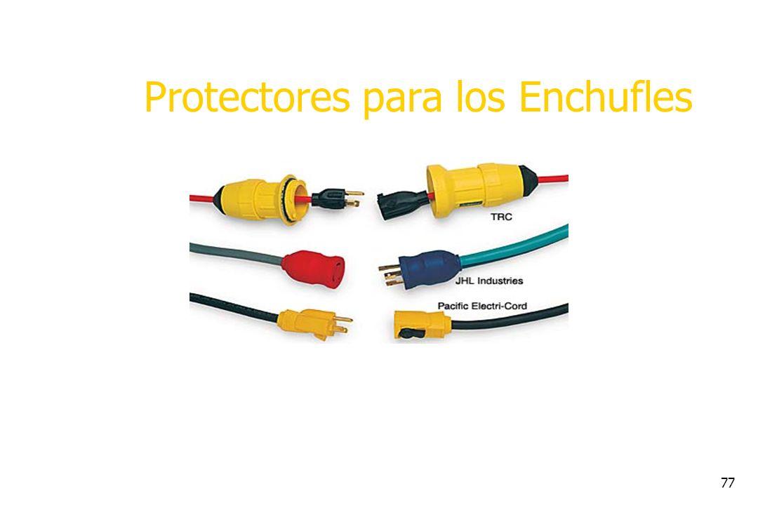 77 Protectores para los Enchufles