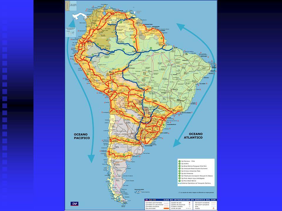 Los avances de 20 meses en la Iniciativa IIRSA Visión estratégica de Sur América Visión estratégica de Sur América Incorporación de énfasis planteados por el CDE Incorporación de énfasis planteados por el CDE Coordinación público-privada y componente de equidad Coordinación público-privada y componente de equidad Convergencia normativa: promover legislación especial para proyectos IIRSA Convergencia normativa: promover legislación especial para proyectos IIRSA Responsabilidad compartida de los paises Responsabilidad compartida de los paises Inserción de la visión estratégica IIRSA en los ejercicios de planificación nacional de los países Inserción de la visión estratégica IIRSA en los ejercicios de planificación nacional de los países Sostenibilidad institucional Sostenibilidad institucional Involucrar al sector académico Involucrar al sector académico