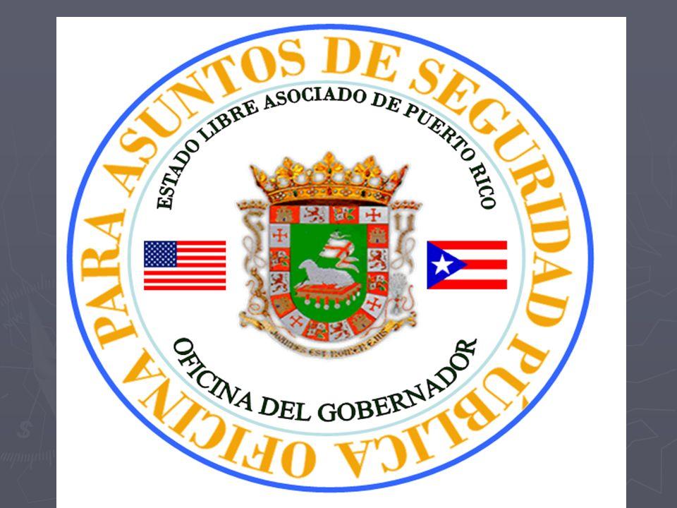 Oficina para Asuntos de Seguridad Pública Mediante la Orden Ejecutiva 2005-25, del 2 de Mayo de 2005, el Gobernador de Puerto Rico, Hon.