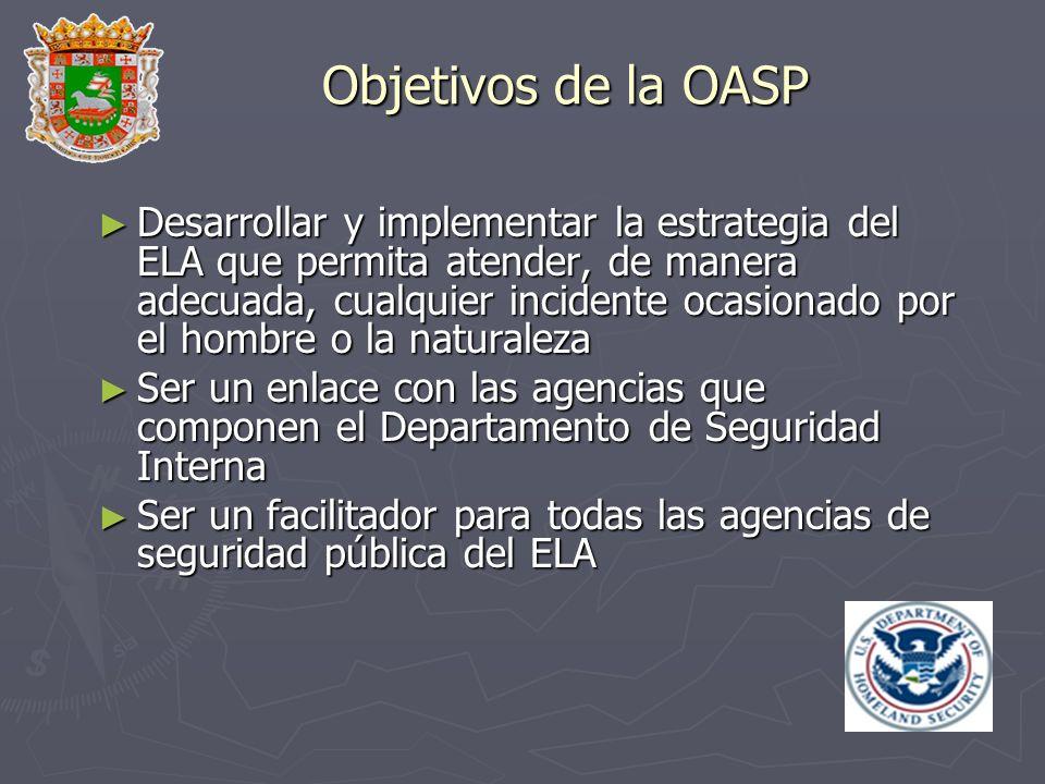 Desarrollar y implementar la estrategia del ELA que permita atender, de manera adecuada, cualquier incidente ocasionado por el hombre o la naturaleza