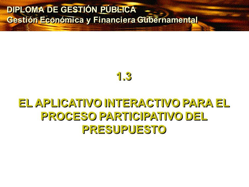 Acceso general 38 http://www.mef.gob.pe/