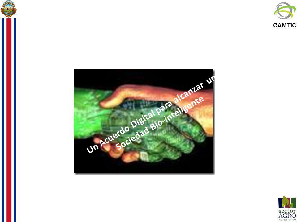 CAMTIC Un Acuerdo Digital para alcanzar una Sociedad Bio-inteligente