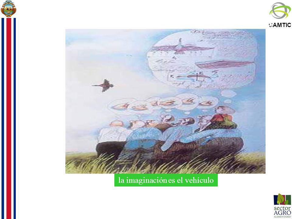CAMTIC la imaginación es el vehículo