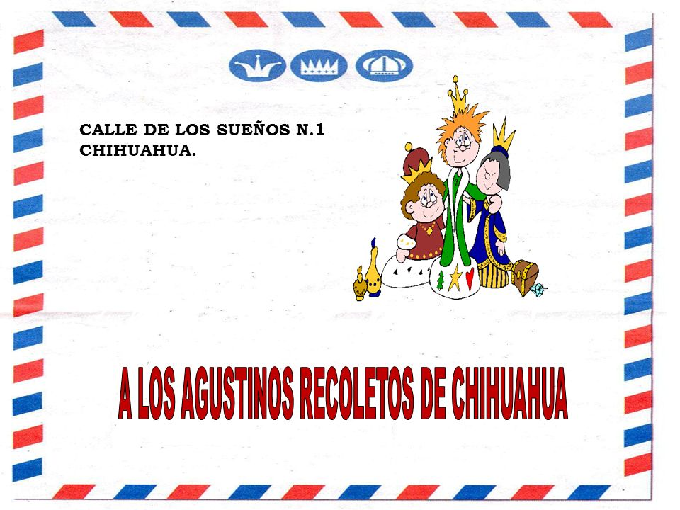 CALLE DE LOS SUEÑOS N.1 CHIHUAHUA.