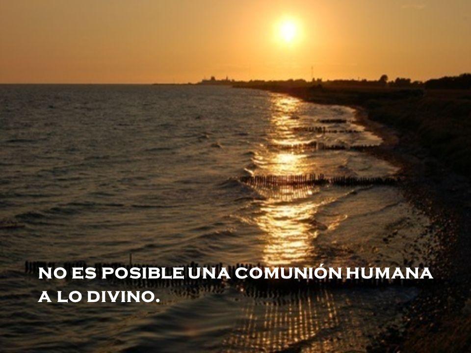 En toda forma de convivencia humana siempre hay un margen de comunión frustrada, de conflicto inevitable, de soledad nunca resuelta.