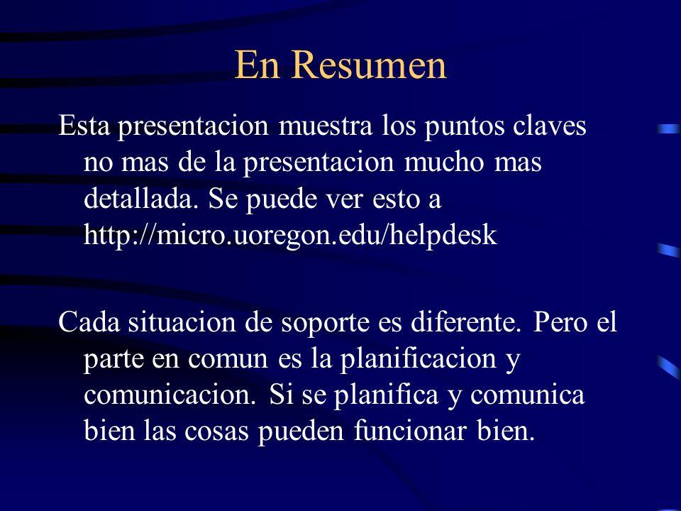 En Resumen Esta presentacion muestra los puntos claves no mas de la presentacion mucho mas detallada.