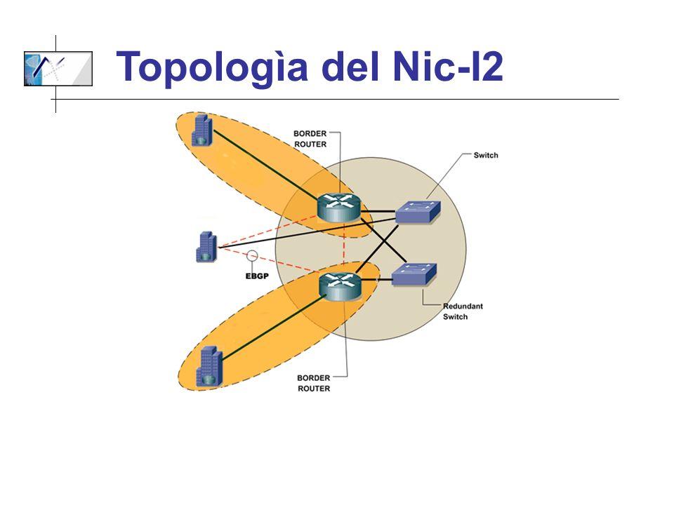 Topologìa del Nic-I2