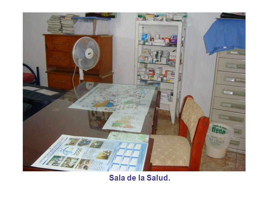 Sala de la Salud.