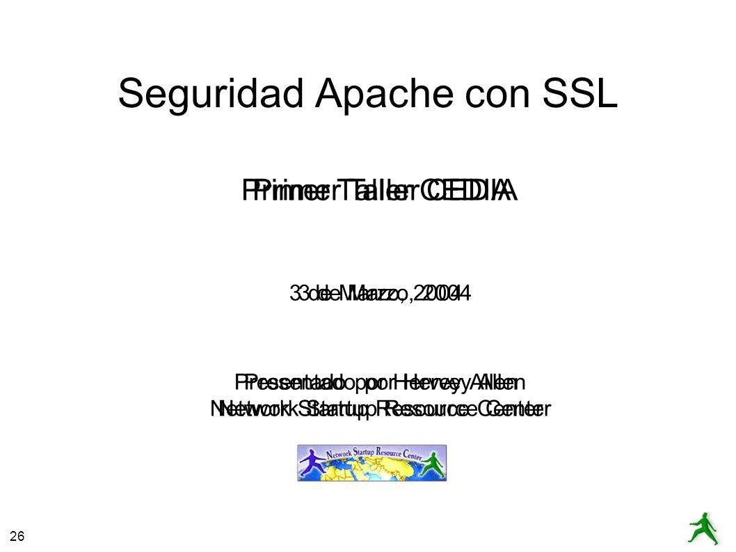 26 Compendio Apache corriendo con mod+ssl – que es.