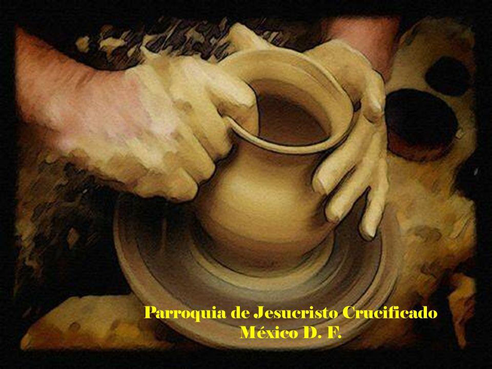 Parroquia de Jesucristo Crucificado México D. F.