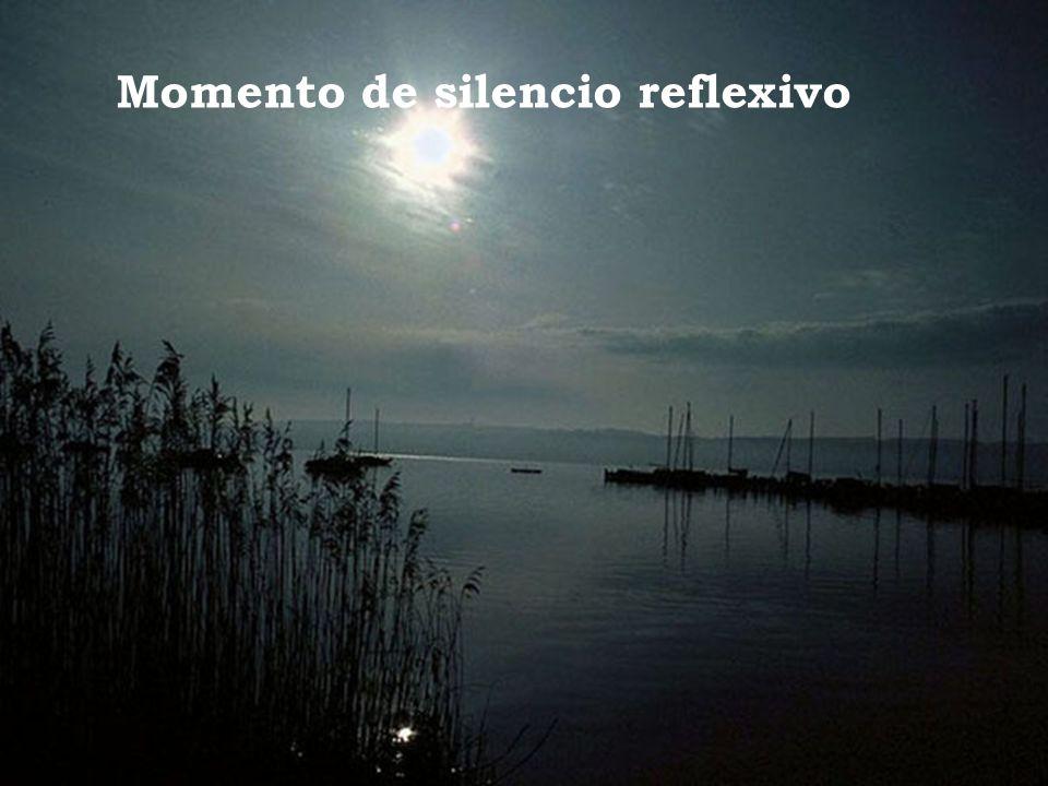 Momento de silencio reflexivo