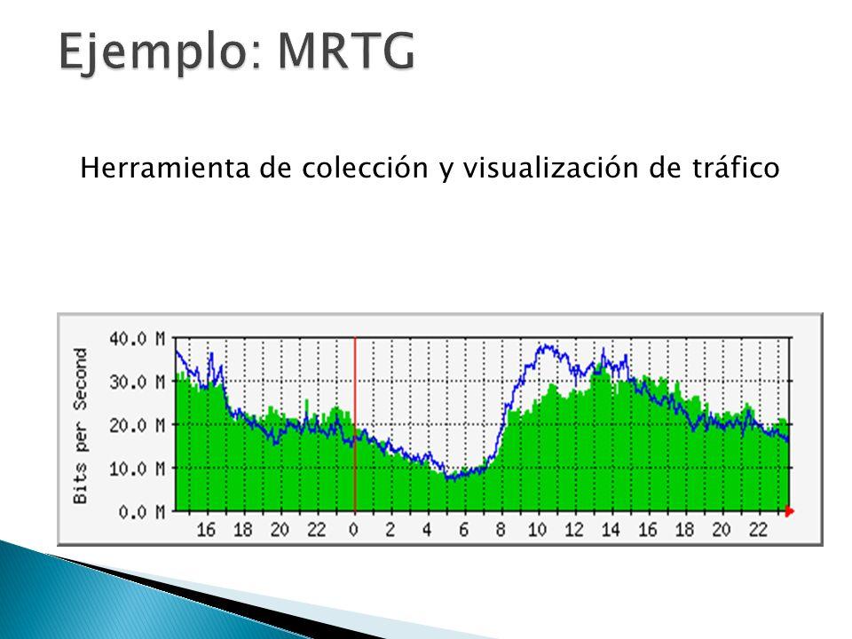 Herramienta de colección y visualización de tráfico