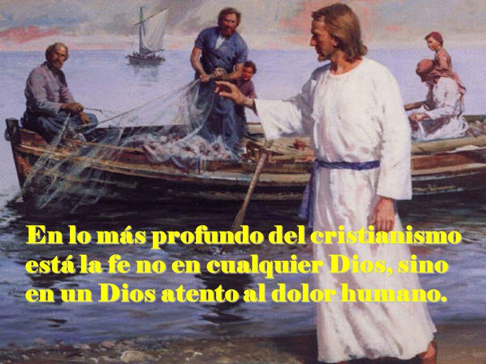 porque los pobres recibirán una Buena Noticia: Dios les hará justicia porque aquí no encuentran sitio en la convivencia de los fuertes.