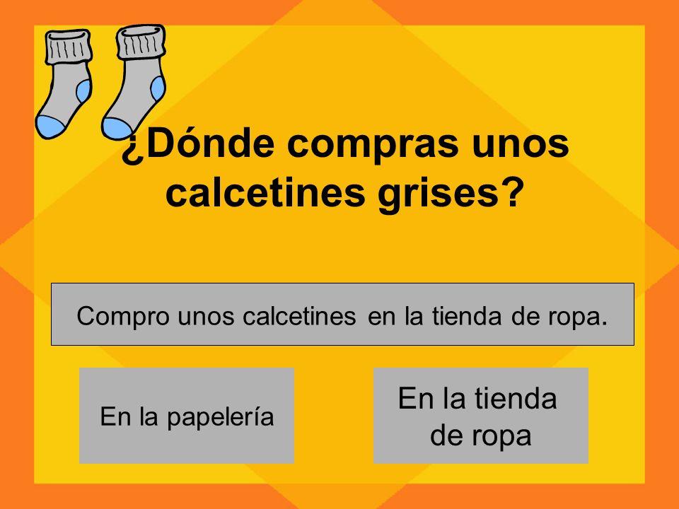 ¿Dónde compras una calculadora para usar en la clase de matemáticas.